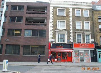 Thumbnail Business park for sale in Aldersgate, 107, Aldersgate Street, Clerkenwell