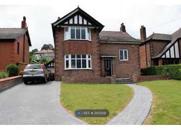 Thumbnail 3 bed detached house to rent in Fron Park Road, Holywell
