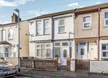 Thumbnail 3 bed end terrace house for sale in Stanbrook Road, Gravesend, Kent, England