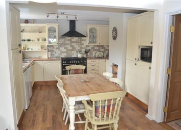 Thumbnail 3 bed semi-detached bungalow for sale in The Street, Brockdish, Diss