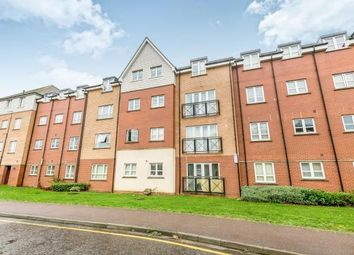 Thumbnail 2 bed flat for sale in Cotton Court, Riverview, Far Cotton, Northamptonshire