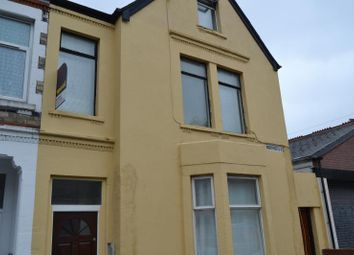 Thumbnail 3 bedroom flat to rent in 23, Northcote Street, Roath, Cardiff, South Wales