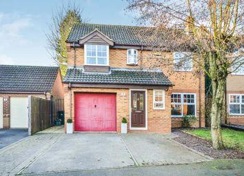 Thumbnail 4 bed detached house for sale in Misterton Crescent, Ravenshead, Nottingham, Nottinghamshire
