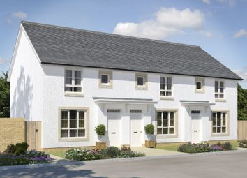 "Thumbnail 2 bedroom terraced house for sale in ""Balfour"" at Mugiemoss Road, Bucksburn, Aberdeen"