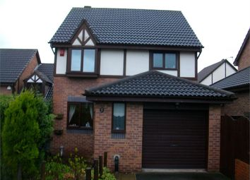 Thumbnail 3 bed detached house for sale in Rochester Drive, Horbury, Wakefield, West Yorkshire
