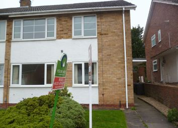 Thumbnail 2 bed flat to rent in Burnside Way, Longbridge, Northfield, Birmingham