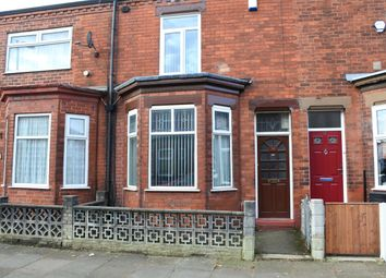 Thumbnail 3 bed terraced house for sale in Thorp Street, Eccles, Manchester