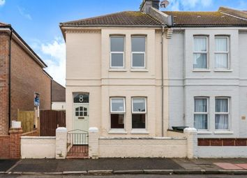 Thumbnail 2 bed end terrace house for sale in Fairlight Road, Eastbourne, East Sussex