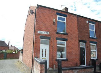 Thumbnail 3 bed end terrace house to rent in James Street, Little Lever, Bolton