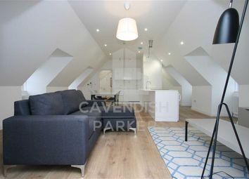 Thumbnail 3 bed flat to rent in Phoenix Road, Kings Cross, London