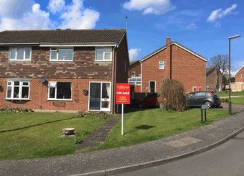 Thumbnail 3 bed property to rent in The Leys, Newhall, Swadlincote, Derbyshire
