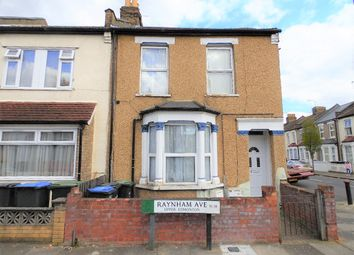 Thumbnail 2 bed flat to rent in Raynham Avenue, Edmonton, London