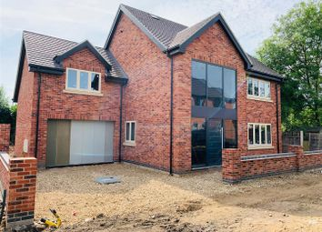 Thumbnail 4 bed detached house for sale in Cornwall Drive, Long Eaton, Nottingham