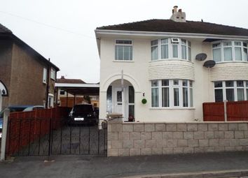 Thumbnail 3 bed semi-detached house for sale in Walton Crescent, Llandudno Junction, Conwy