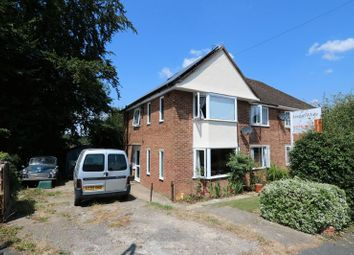 Thumbnail 4 bed semi-detached house for sale in 4 Beds, Corner Plot, Highwood Crescent, High Wycombe