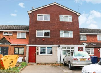Thumbnail 4 bed town house for sale in Hapgood Close, Greenford