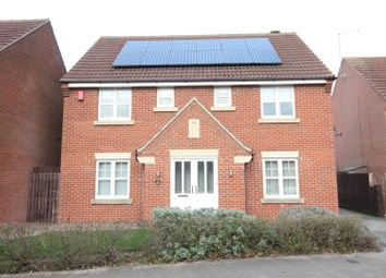Thumbnail 3 bed detached house for sale in Myrtle Way, Brough