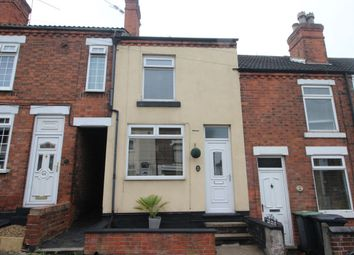 Thumbnail 2 bed terraced house for sale in Brookhill Street, Stapleford, Nottingham