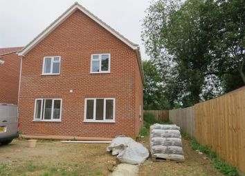 Thumbnail 4 bedroom detached house for sale in Long Street, Great Ellingham, Attleborough