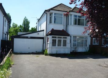 Thumbnail 5 bed detached house to rent in Draycott Avenue, Kenton