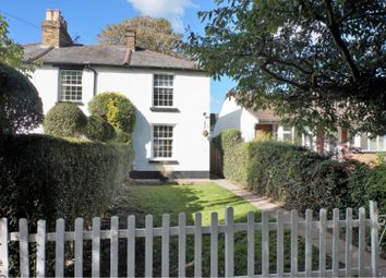 Thumbnail 2 bed end terrace house for sale in Free Prae Road, Chertsey