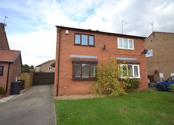 Thumbnail 2 bed semi-detached house to rent in Kelburn Close, Northampton