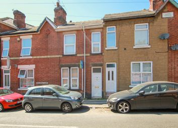 Thumbnail 2 bedroom terraced house for sale in Mill Hill Lane, Derby
