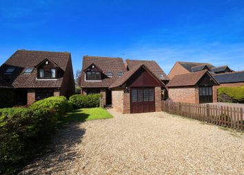 Thumbnail 4 bed detached house for sale in Ringwood Road, Bransgore, Christchurch
