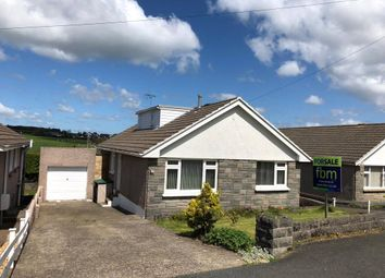 Thumbnail 4 bed detached bungalow for sale in Silverstream Drive, Hakin, Milford Haven
