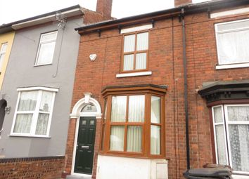 Thumbnail 1 bed semi-detached house to rent in Milton Road, Wolverhampton