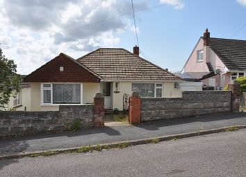 Thumbnail 3 bed detached bungalow to rent in Ravelin Manor Road, Barnstaple