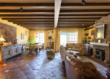 Thumbnail 3 bed town house for sale in Spain, Málaga, Benahavís