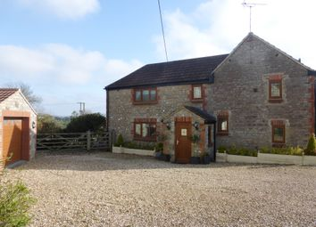 Thumbnail 5 bed detached house for sale in Prestleigh, Shepton Mallet