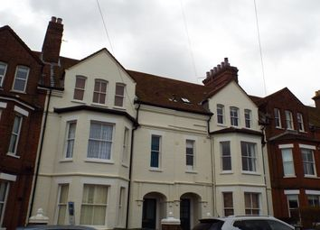 Thumbnail 2 bed flat to rent in Vicarage Road, Cromer