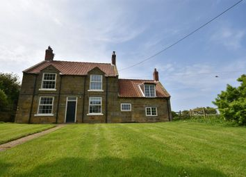 Thumbnail 4 bed detached house to rent in Goldsborough, Whitby