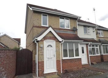 Thumbnail 2 bedroom semi-detached house to rent in Bosworth Way, March