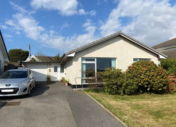 Lamellyn Drive, Truro TR1. 3 bed detached bungalow for sale
