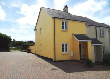 Thumbnail 2 bed end terrace house for sale in East Allington, Totnes