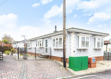 Thumbnail Detached bungalow for sale in Swiss Farm Park, Marlow Road, Henley On Thames