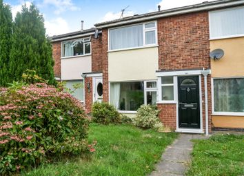 Thumbnail 2 bed town house for sale in Oak Drive, Syston, Leicester, Leicestershire