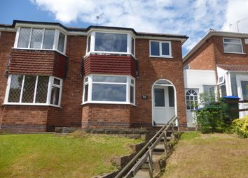 Thumbnail 3 bedroom semi-detached house to rent in Gorse Farm Road, Great Barr, Birmingham