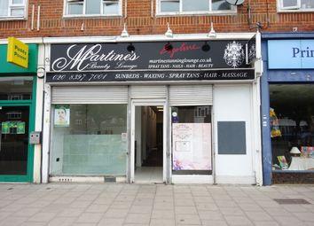 North Parade, Chessington KT9. Retail premises to let