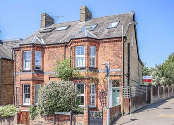 Thumbnail 4 bed semi-detached house for sale in Trinity Road, Ware, Hertfordshire