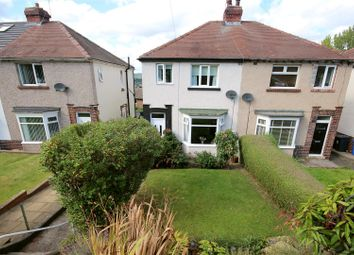 Thumbnail 3 bed semi-detached house for sale in Upper Albert Road, Sheffield