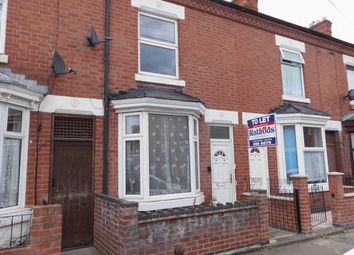 Thumbnail 3 bed terraced house to rent in Gipsy Road, Leicester