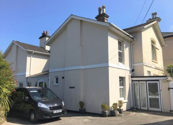 Thumbnail 3 bed flat for sale in Higher Warberry Road, Torquay