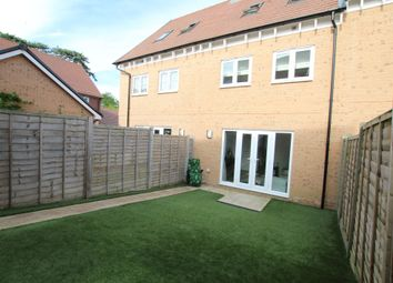 Thumbnail 4 bed town house for sale in Kensington Way, Polegate