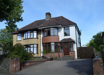 Thumbnail 3 bed semi-detached house for sale in Cockett Road, Swansea