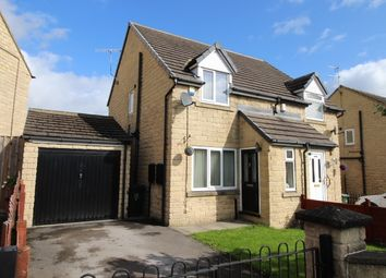 Thumbnail 2 bed semi-detached house for sale in Woodfield Close, Thorpe Edge, Bradford, West Yorkshire