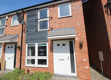 Thumbnail 2 bed terraced house for sale in Elder Road, Grimsby